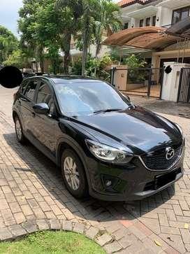 Mazda CX-5 Hitam 2.5 Touring