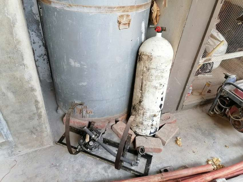 CNG Cylinder with Full Kit is for sale in New Condition 0