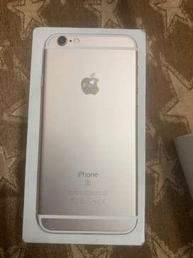 iPhone 6S-64GB, LIKE NEW CONDITION, EXCELLENT BATTERY HEALTH WITH BILL