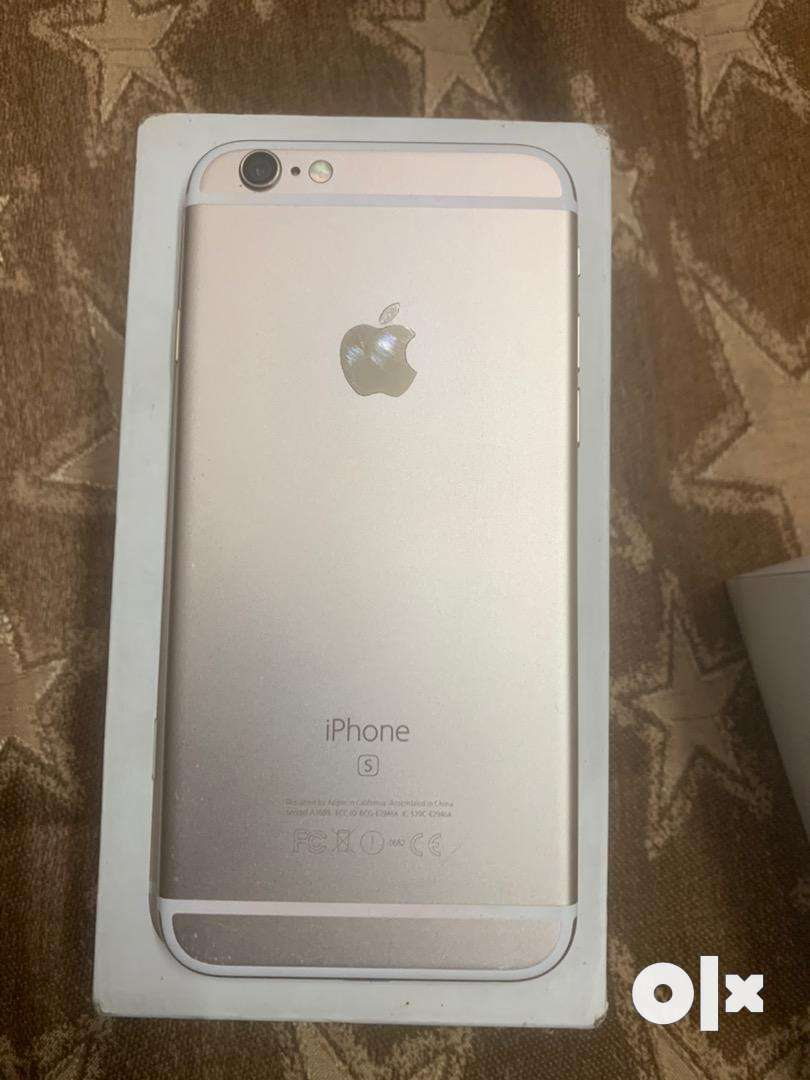 iPhone 6S-64GB, LIKE NEW CONDITION, EXCELLENT BATTERY HEALTH WITH BILL 0
