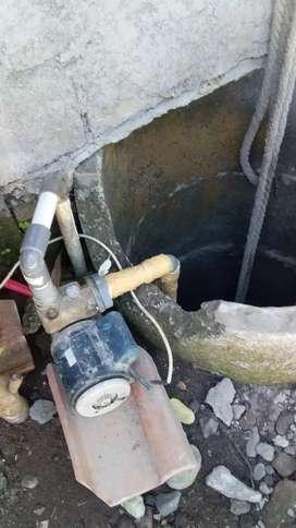 service pompa air murah/ ahli sumur / tukang sumur