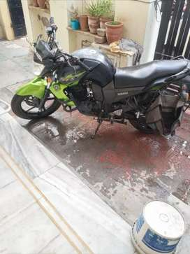Sport bike in good condition