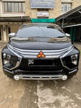 Mitsubishi xpander 2019 tipe Ultimate 1.5 A/T km 25rb