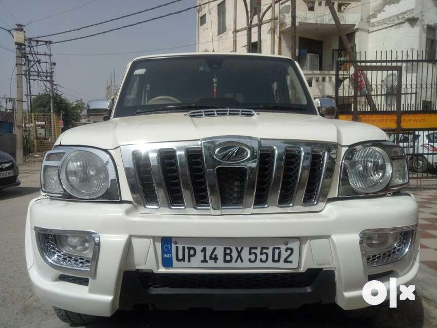 Mahindra Scorpio VLX 2WD Airbag Special Edition BS-IV, 2013, Diesel 0