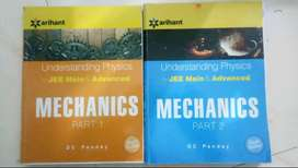 Physics Books and JEE Material