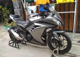 Dijual Ninja 250 FI Mulus