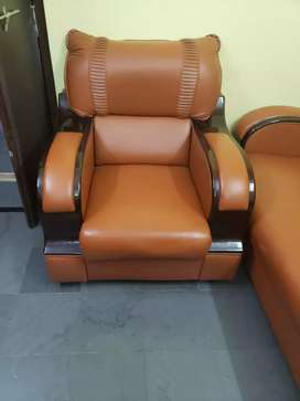 New sofa set brand condition
