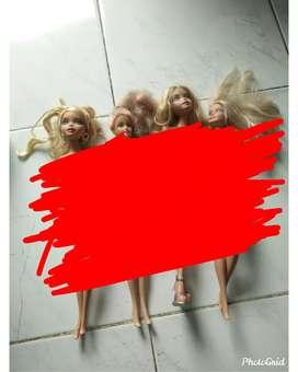 Barbie mattel dan Hasbro