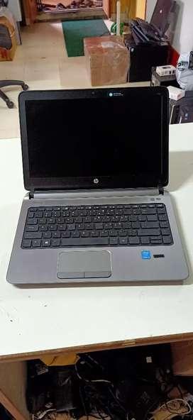 Ho ProBook 430 I5 4th gen 4gb,320gb 14 inches