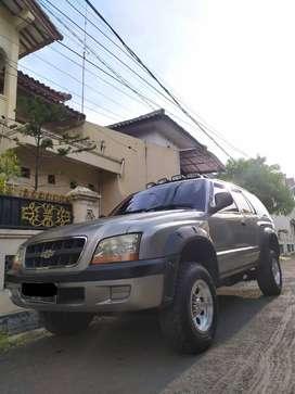 Chevrolet Blazer Montera Tahun 2002