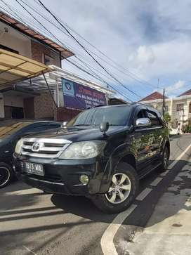 FORTUNER G LUX Matic / At 2007 Hitam (5jt)