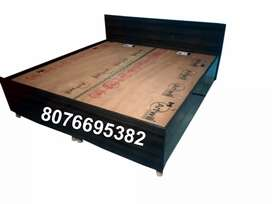 New king size doubel bed box