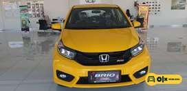 [Mobil Baru] Honda ALL NEW BRIO RS, Terima Over Kredit Resmi