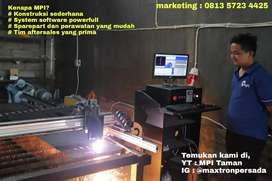 Mesin CNC Plasma MPI 1200mm x 2400mm