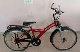 Hero F 1 series buzz nu age bicycle.