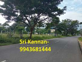 28.5 Cent Commercial Land sale in IOB Colony,Maruthamalai Main Road.