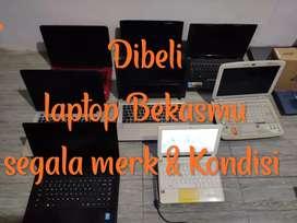 """Jual laptop mu Disini Daripada Nganggur """" PROSES CEPAT'"""