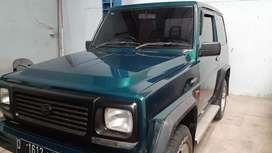 Daihatsu Feroza 1996 modif SE