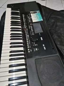 Keyboard korg pa300 sampling