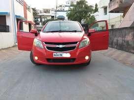 Chevrolet Sail 1.3 LT ABS, 2013, Diesel
