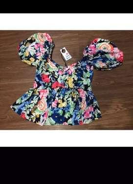 Top flower merk YUAN CLOTHING