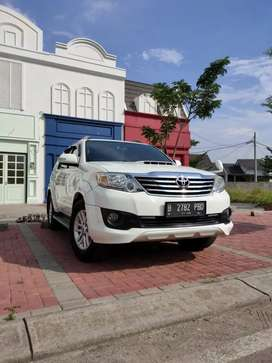 Fortuner TRD 2012 Automatic