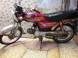 Jinan motor cycle 2009 in excellent condition