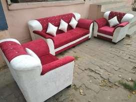 न्यू 5 सीट सोफा सेट / शादी फर्नीचर सेट 25000