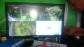 PAKET CCTV+PASANG BISA PANTAU VIA HP