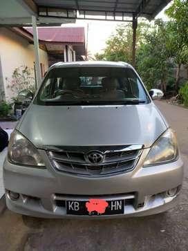 dijual mobil avanza 2010 tipe G manual 1.3 bensin ...kondisi siap pkai
