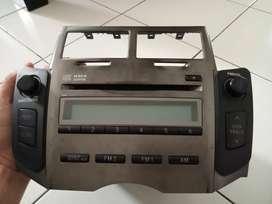 Tape original Toyota yaris.