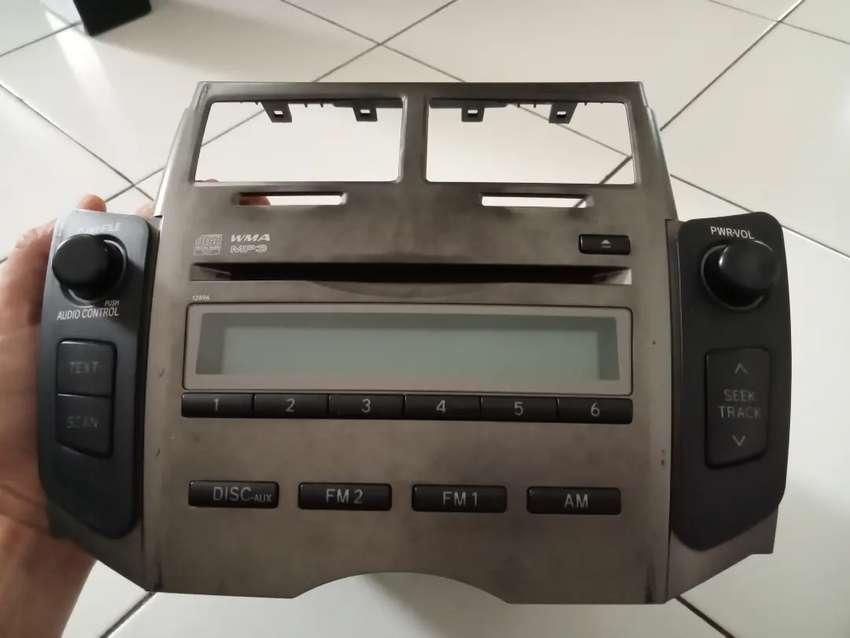 Tape original Toyota yaris. 0