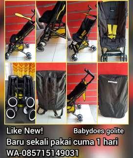 Stroller Bayi Babydoes