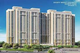 2 Bhk luxury flat available for sale in Thane Majiwada