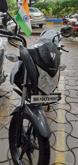 Honda twister very good condition