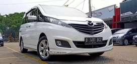 Mazda Biante 2.0 AT 2013 Putih KM 60rbuan