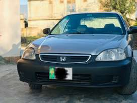 Honda Civic 1999 (Ferio) Up For Sale