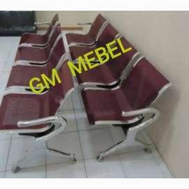 GM MEBEL. Kursi Besi Bandara, Airport