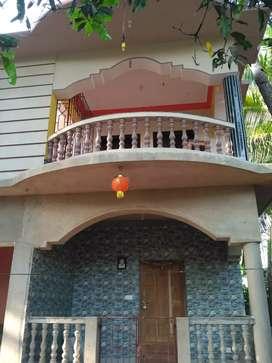 2BHK house in Morjim