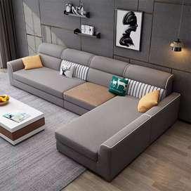Sofa Modern Letter L