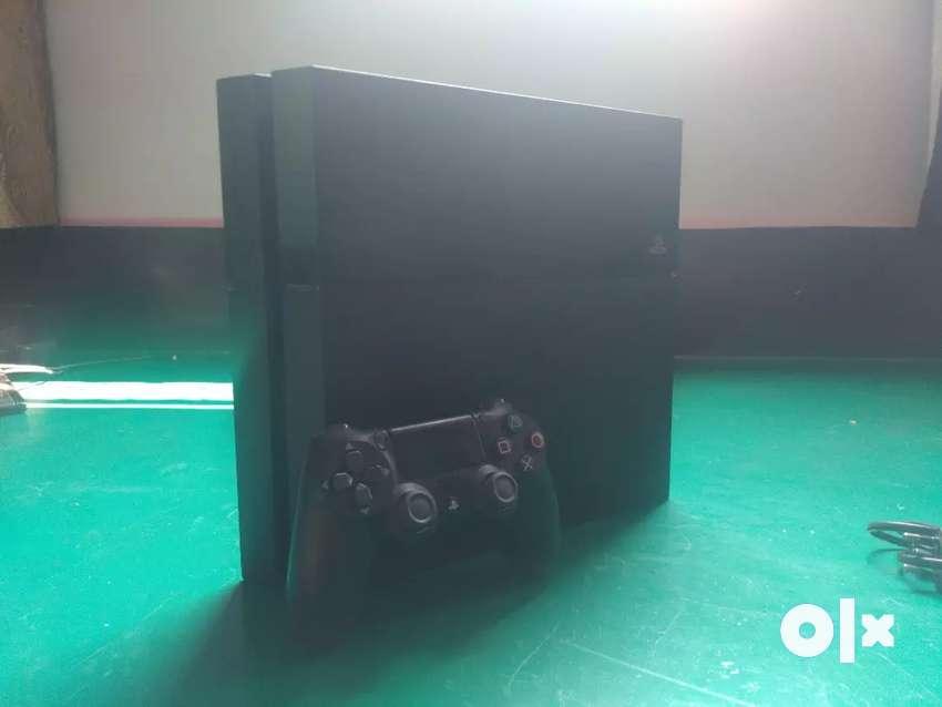 New PS4 phat model