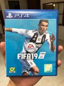 Kaset BD PS4 FIFA 19