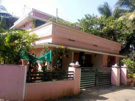 House/7 Cent/1900 Sq ft/Nellikkunnu Thrissur/90 Lakes Negotiable.