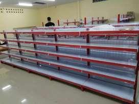 Rak Gondola Minimarket.Supermarket.Toko