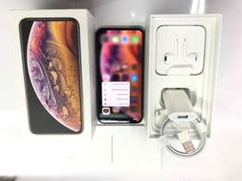 Iphone xs 256gb gold inter