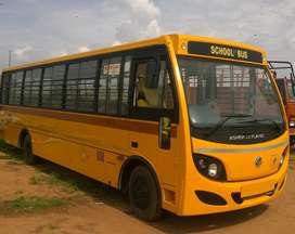 School bus 55 seaters