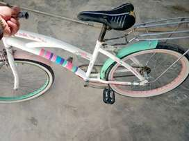 Bicycle in good condition for sale 8000