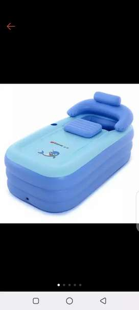 Bath tube portabel 400rb