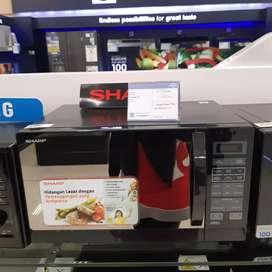 Microwave Sharp bisa cicil tanpa kartu di Electronic City