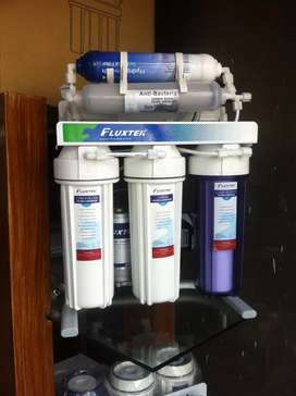 Fluxtek 7 Stages Ro.  Water Filter